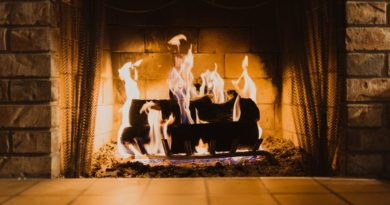 best stone fireplace heating home