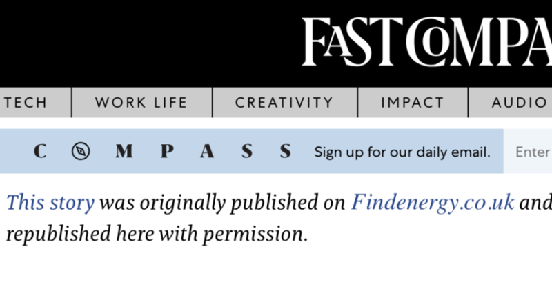 screen capture of a website reference link