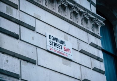 Sign for Downing Street
